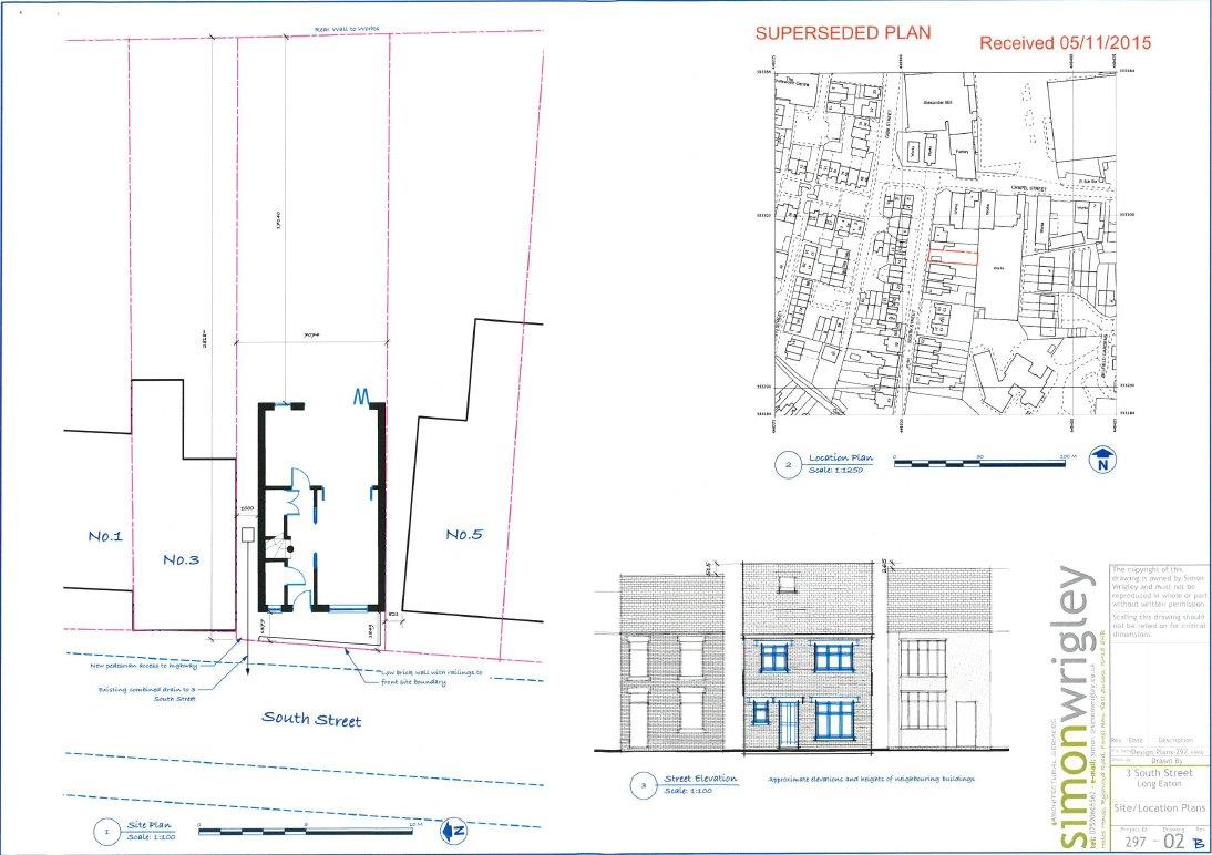 Land Commercial for sale in South Street, Long Eaton